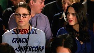 Supergirl Crack [Supercorp]