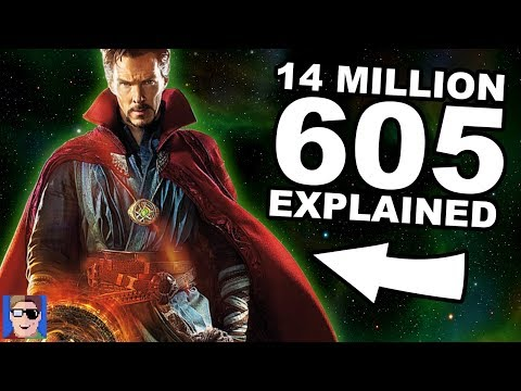 Doctor Strange s Plan Explained 14 000 605 Infinity War Theory