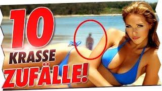 10 KRASSE ZUFÄLLE! (feat. iBlali & Justus Bumm)
