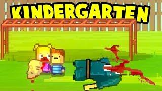 Kindergarten - CINDY BIT THE JANITOR