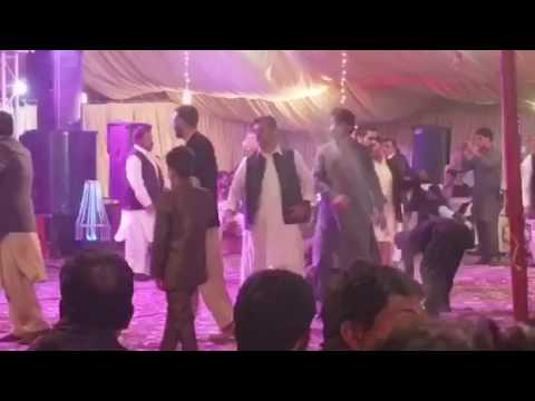 Zadran's Pashto Attan Wedding Night in Wah Cantt Part 2