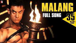 Malang - Full Song | DHOOM:3 | Aamir Khan | Katrina Kaif