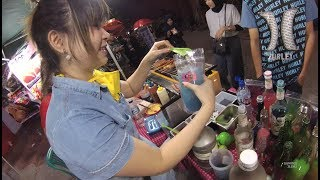 Indonesia Makassar Street Food 1768 Part.1 Lings MocktailsThe Best Drink in Makassar Kuliner Pecinan