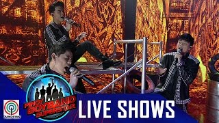 """Pinoy Boyband Superstar Live Shows: Ford, Niel & Russell - """"I Swear"""""""