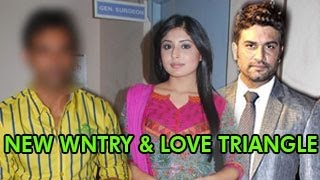 NEW ENTRY & LOVE TRIANGLE in Ashutosh Nidhi's Kuch Toh Log Kahenge 4th February 2013 FULL EPISODE