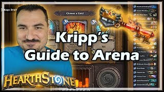 Kripp's Guide to Arena