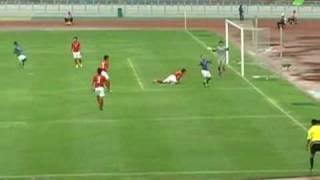 Friendly Match: Malaysia 1-0 South Korea