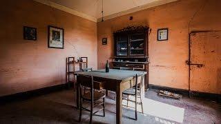 LA DIMORA DEL PRETE (Abandoned mansion with chapel inside) ● TESORI ABBANDONATI ● URBEX