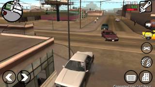 Gta San Andreas oynanış videosu Ender Efe Yılmaz