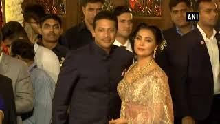 Newlyweds Deepika and Ranveer look ravishing at Isha Ambani-Anand Piramal wedding  - #ANI News