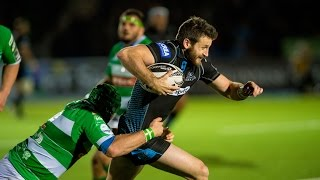 Round Seven Highlights: Glasgow Warriors v Bennetton Rugby Treviso | 2016/17 season