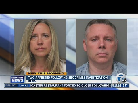 Elba mother, father, son charged with sex crimes