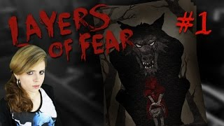 Layers of Fear Gameplay - con mis Hermanos! - #1