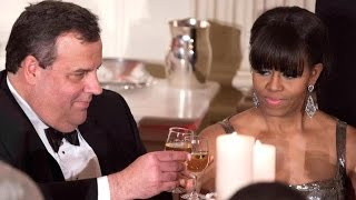 Chris Christie Tired Of Diet Dictator Michelle Obama