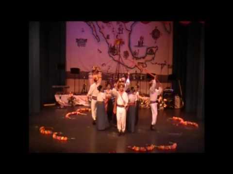 Puebla Danza de los Arcos