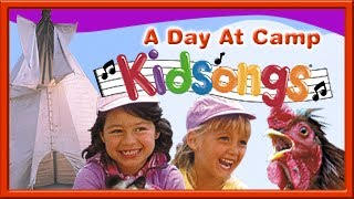 A Day at Camp part 1 by Kidsongs | Top Nursery Rhymes