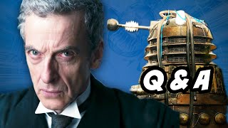 Doctor Who Season 8 Episode 2 Q&A - Danny Pink and Missy