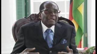 President Mugabe @ 93