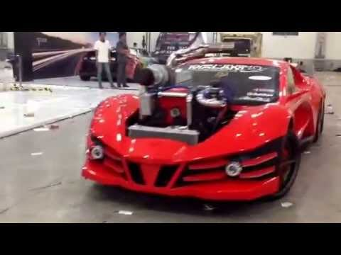 HIN Hot Import Nights Jogja - Awesome car