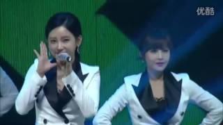 160521 T ARA So Crazy (Chi) + Bo Peep Bo Peep + Sugar Free @ Beijing FPlus 52 Mini Concert