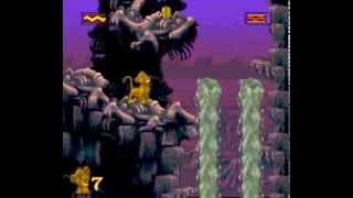 SNES Longplay [367] The Lion King