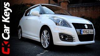 Suzuki Swift Sport 2013 review - Car Keys