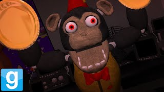 MOST SECRET ANIMATRONIC EVER!!! | Gmod Mango The Monkey | NEW FIVE NIGHTS AT FREDDY'S CHARACTER