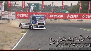 GP CARRERA CAMIONES DE ESPAÑA JARAMA 2014 RACE TRUCK BEST MOMENTS