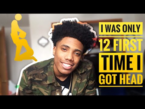 Xxx Mp4 FIRST TIME GETTING SOME HEAD 💦🍆 STORY TIME 3gp Sex