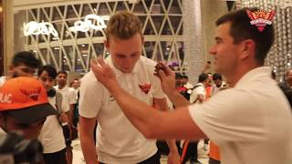 #OrangeArmy on a Winning Streak | Victory against the Knights