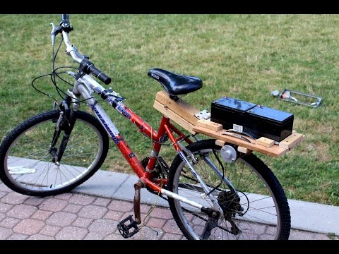 Xxx Mp4 How To Make An Electric Bike Simple And Cheap 3gp Sex