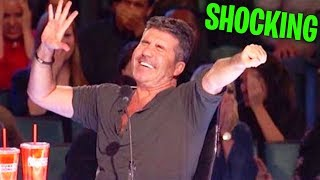 10 X Factor Auditions That Astonished The Judges *INSANE*