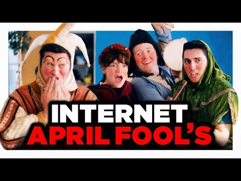 April Fool s on the Internet Sucks Hardly Working
