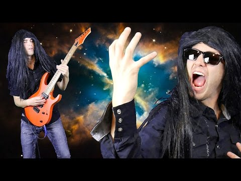 How To Be POWER METAL!