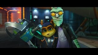 Ratchet & Clank (PS4) - Getting The RYNO + RYNO XTREME Gameplay