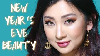 Party Makeup Tutorial | New Year's Eve