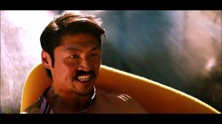 Wolverine Interrogates Noburo Scene -   The Wolverine  Movie Clip - HD