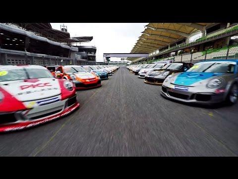 Xxx Mp4 Highlights Of The Porsche Carrera Cup Asia 2015 Official Test Days 3gp Sex