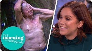 I'm A Celebrity Gossip - The Campmate's Staggering Weight-Loss! | This Morning