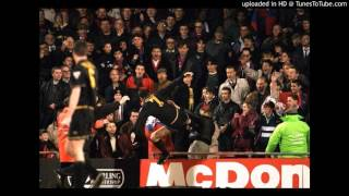"Cantona ""Scissor Kung Fu Kicks Supporter"" Commentary Remix"
