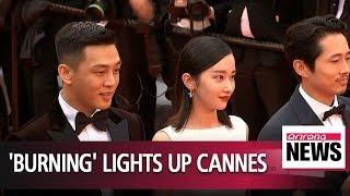 Korean film 'Burning' receives highest score in Screen's Cannes 2018 jury grid