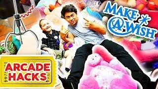 Arcade Hacks (Make-A-Wish Edition!)   Guava Juice