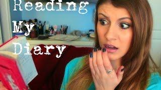 Reading My Old  Diary