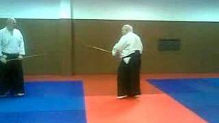 video michel piedoue wabudo aikido seldefense combat