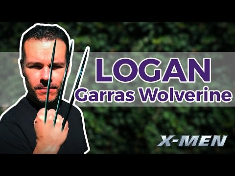 Efecto Garras Wolverine - Logan - X Men - #Pikceles con @_keyframe