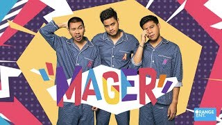 ran mager official lyric video