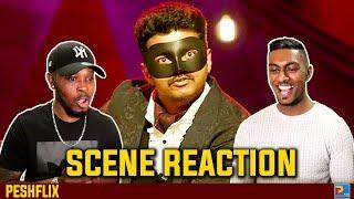 Mersal Magic Show Scene Reaction   Thalapathy Vijay   PESHFlix Entertainment