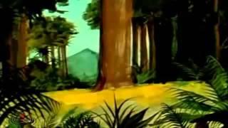 مسلسل كرتون ـ قصص عالمية  ـ روبنسون كروزوي