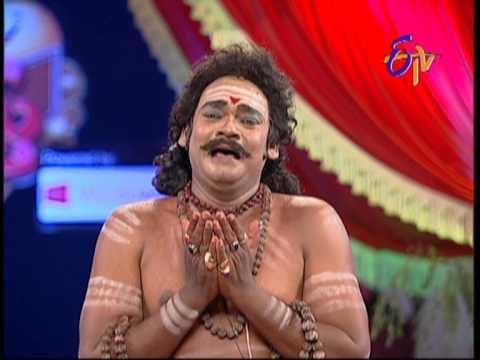 Jabardasth Shakalaka Shankar Pawanism Performance On 31st October 2013