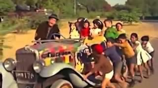 Chakke men chakka, chakke pe gaadi: By Mohd Rafi - Brahmchari (1969) [Children Special] With Lyrics